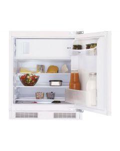Réfrigérateur Encastrable avec congélateur 4* - BEKO - 60cm - blanc