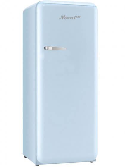 Réfrigérateur Pose libre VINTAGE - NOVAL 50's - 55cm - bleu pastel