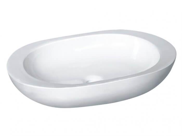 Vasque Ovale céramique