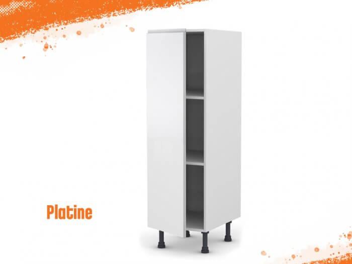Meuble Armoire platine 40 cm