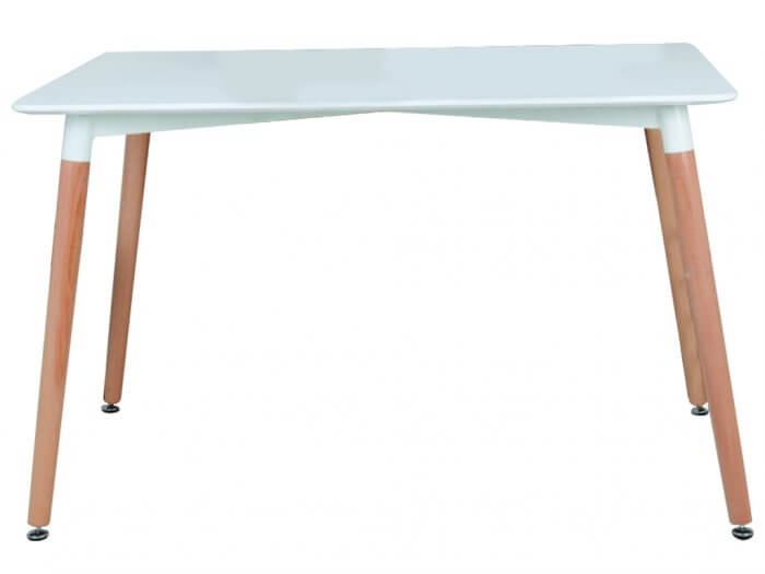 TABLE SCANDINAVE RECTANGULAIRE