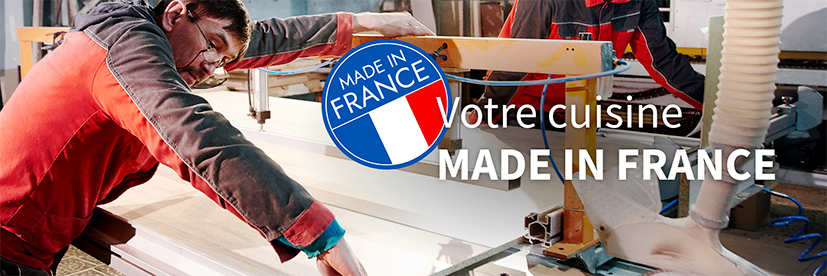 Votre cuisine Made in France